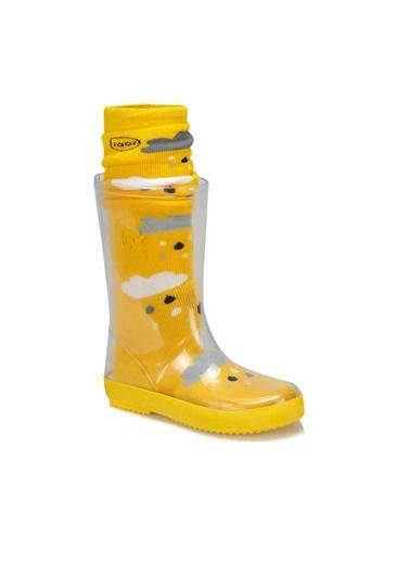 Igor Yağmur Çizmesi Sarı